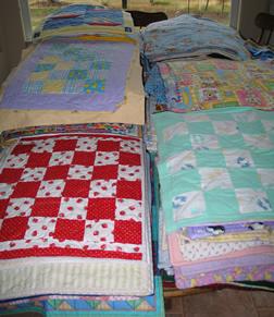 Preemie Quilts